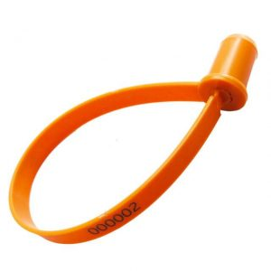 Fixed Length Double Locking Plastic Seal | Security Seal