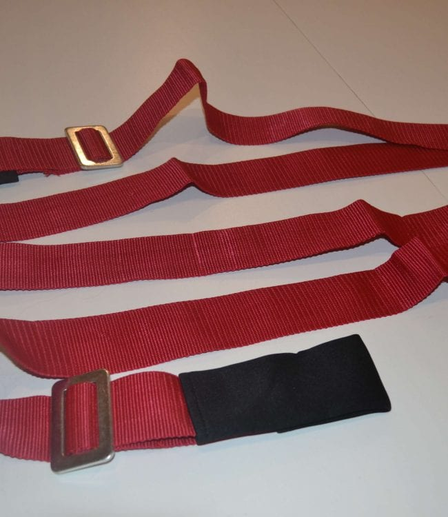 Adjustable Furniture Moving Lifting Straps (Shoulder) at Pro-Ex Au