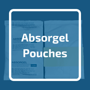 Absorgel pouches