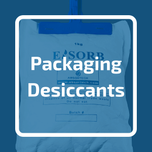 Packaging Desiccant Options