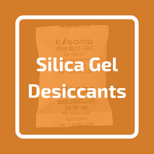 Protection Experts Australia supplier of Silica Gel Packaging Desiccants