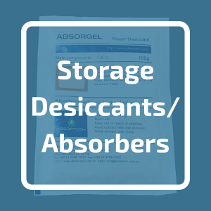Storage Desiccants Absorbers
