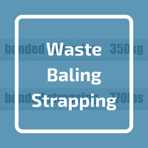 Waste Baling Strapping